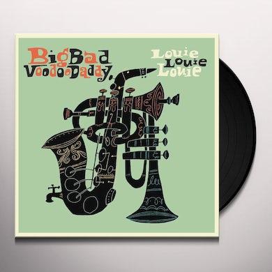 Big Bad Voodoo Daddy  LOUIE LOUIE LOUIE Vinyl Record
