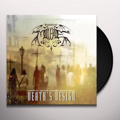 DIABOLICAL MASQUERADE DEATH'S DESIGN Vinyl Record