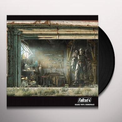 Inon Zur FALLOUT 4: SPECIAL EXTENDED EDITION VINYL / Original Soundtrack Vinyl Record