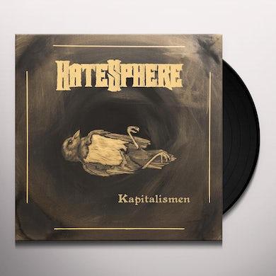 Hatesphere KAPITALISMEN Vinyl Record