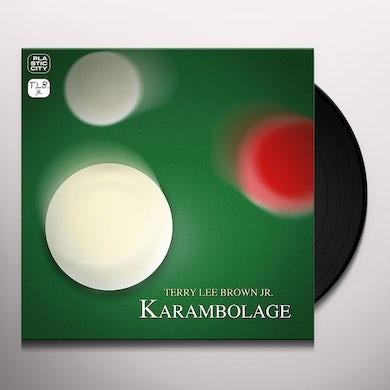 Terry Lee Brown, Jr. KARAMBOLAGE Vinyl Record