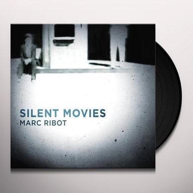 Marc Ribot SILENT MOVIES Vinyl Record
