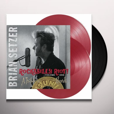 Rockabilly Riot! Volume One: A Tribute T Vinyl Record