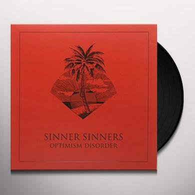 Sinner Sinners OPTIMISM DISORDER Vinyl Record