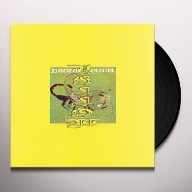 YELLOW Vinyl Record