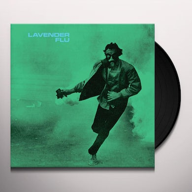 Lavender Flu BARBARIAN DUST Vinyl Record