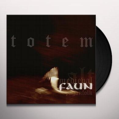 Faun TOTEM Vinyl Record