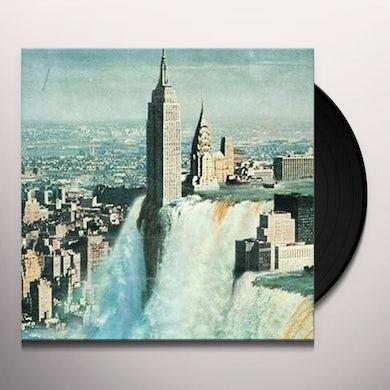 Blu NO YORK Vinyl Record