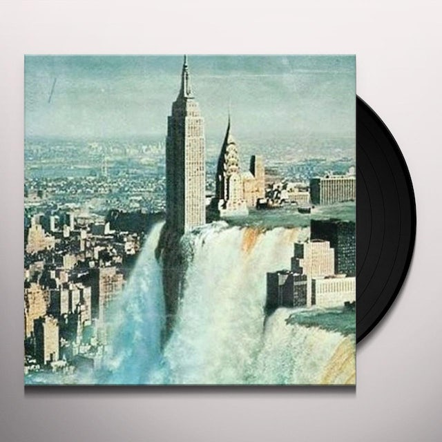 Blu NO YORK Vinyl Record