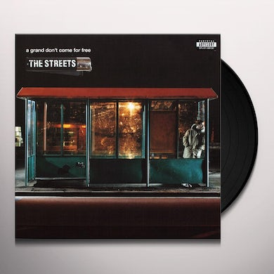 Streets A GRAND DON'T COME FOR FREE Vinyl Record