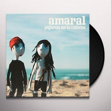 Amaral PAJAROS EN LA CABEZA Vinyl Record