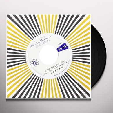 Calvin Harris LOVE'S RECIPE / WIVES GET LONELY TOO Vinyl Record