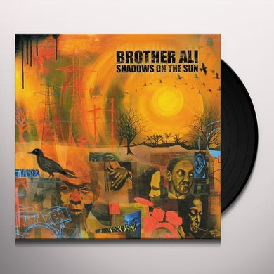 Shadows On The Sun Vinyl Record