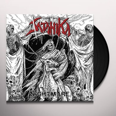 Satanika NIGHTMARE Vinyl Record
