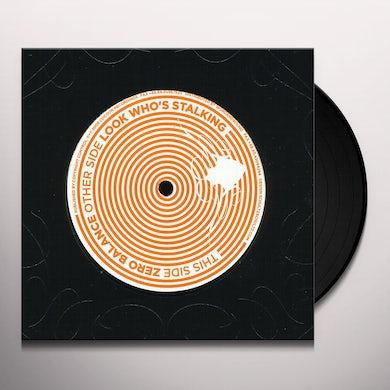 Steve Bug LOOK WHO'S STALKING / ZERO BALANCE Vinyl Record