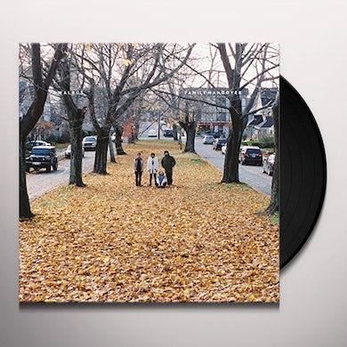 Walrus FAMILY HANGOVER Vinyl Record