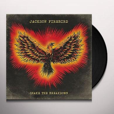 Jackson Firebird SHAKE THE BREAKDOWN Vinyl Record