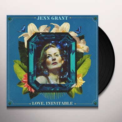 Jenn Grant LOVE INEVITABLE Vinyl Record