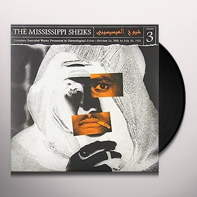 COMPLETE RECORDED WORKS IN CHRONOLOGICAL ORDER 3 Vinyl Record