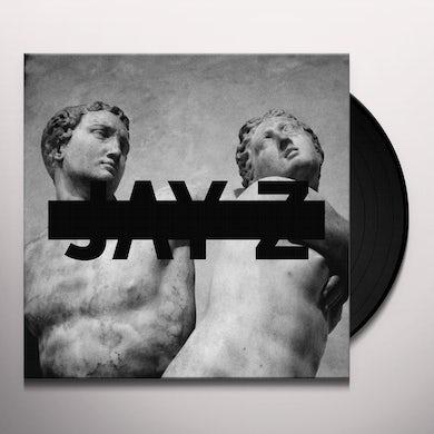 Jay Z MAGNA CARTA: HOLY GRAIL Vinyl Record