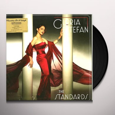 Gloria Estefan STANDARDS Vinyl Record