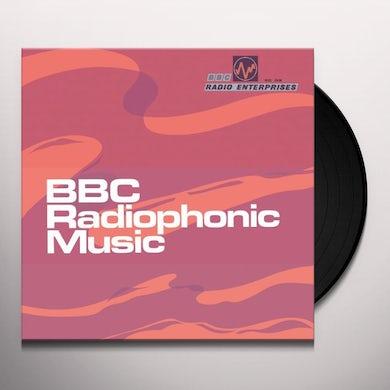 Bbc Radiophonic Music / Various   BBC RADIOPHONIC MUSIC / VARIOUS Vinyl Record - 180 Gram Pressing, Remastered