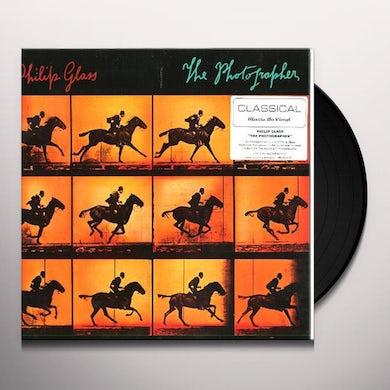 Philip Glass PHOTOGRAPHER Vinyl Record