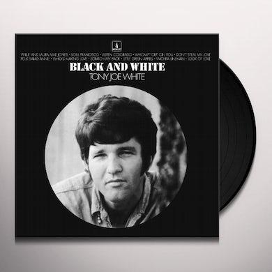 Tony Joe White BLACK & WHITE Vinyl Record