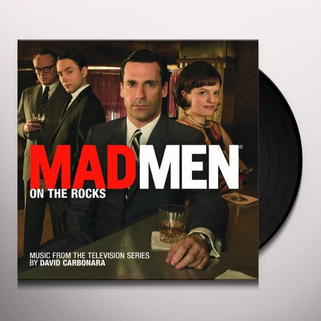 Mad Men: On The Rocks / O.S.T.