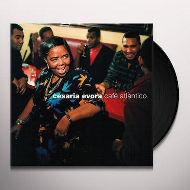 Cesaria Evora CAFE ATLANTICO Vinyl Record