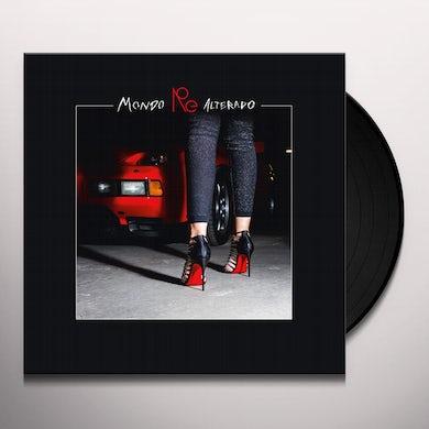 Rebolledo MONDO RE-ALTERADO Vinyl Record