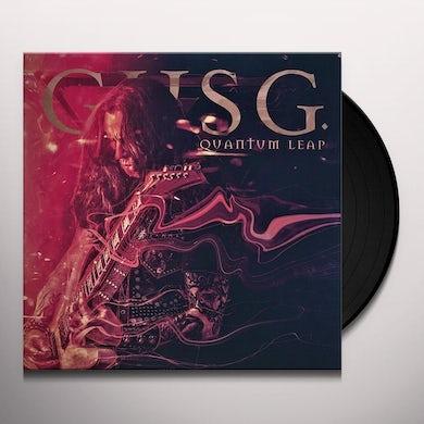 Gus G. QUANTUM LEAP Vinyl Record