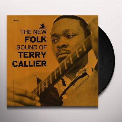 THE NEW FOLK SOUND Vinyl Record