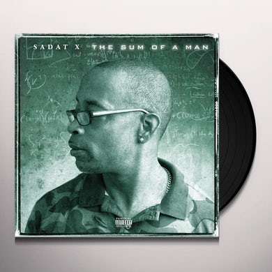 SUM OF A MAN Vinyl Record