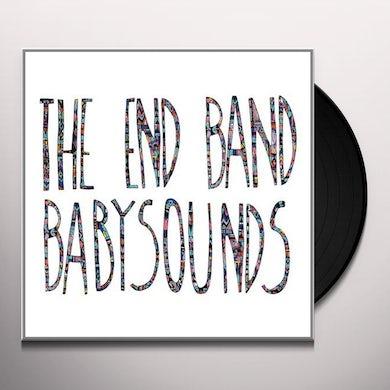 End Band BABYSOUNDS (GER) Vinyl Record