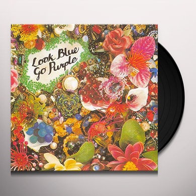 LOOK BLUE GO PURPLE Vinyl Record
