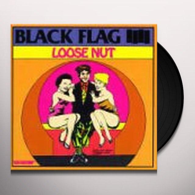 Black Flag LOOSE NUT Vinyl Record