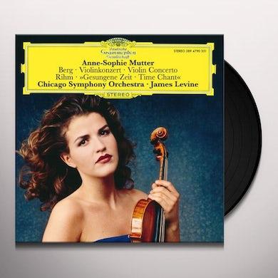 Anne-Sophie Mutter VIOLIN CONCERT/GESUNGENE Vinyl Record