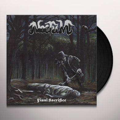 Noctum FINAL SACRIFICE Vinyl Record