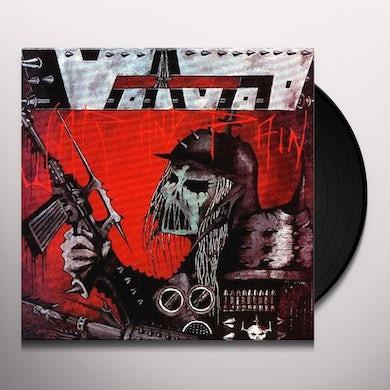 Voivod WAR & PAIN Vinyl Record