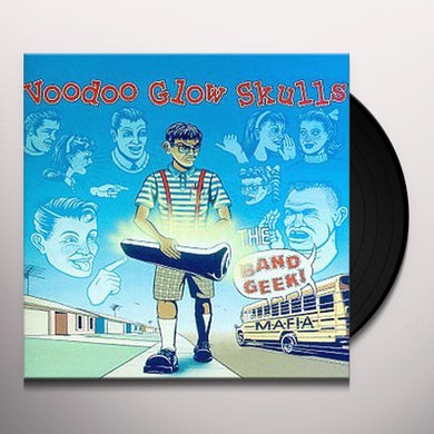 BAND GEEK MAFIA Vinyl Record