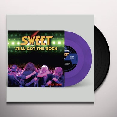 Sweet STILL GOT THE ROCK / FOX ON THE RUN (2020) Vinyl Record