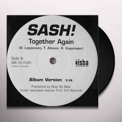 Sash TOGETHER AGAIN Vinyl Record