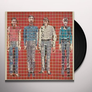 Talking Heads MORE SONGS ABOUT BUILDINGS & FOOD Vinyl Record