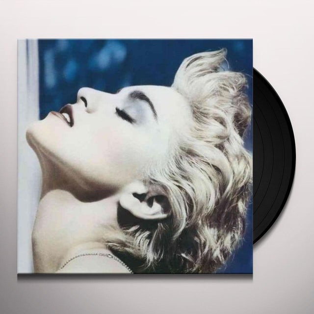 Madonna TRUE BLUE Vinyl Record