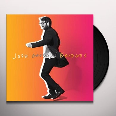 Josh Groban BRIDGES Vinyl Record
