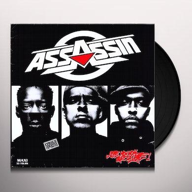 Assassin NOTE MON NOM SUR TA LISTE Vinyl Record