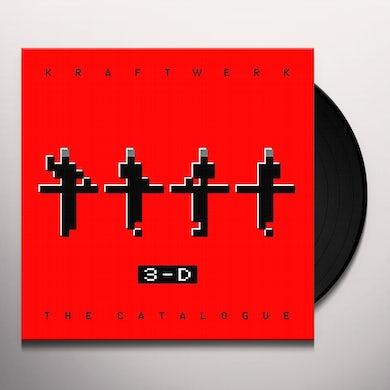Kraftwerk 3-D: DER KATALOG (GERMAN EDITION) Vinyl Record