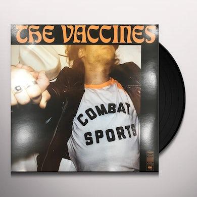 Combat Sports Vinyl Record