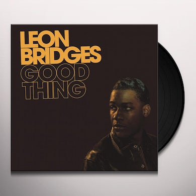 Leon Bridges GOOD THING - Limited Edition 180 Gram Vinyl Record